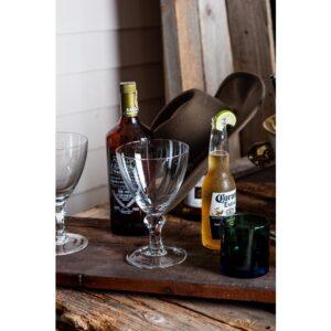 Abigails 8 oz. Loft Wine Glass (Set of 4)