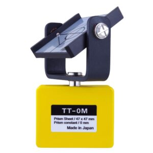 AdirPro Monitoring Prism Sheet with Magnetic Target
