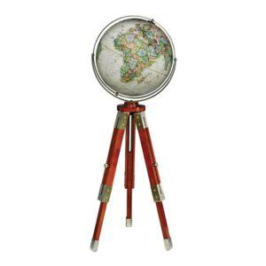 Replogle National Geographic Eaton III 16 in. Standing Globe