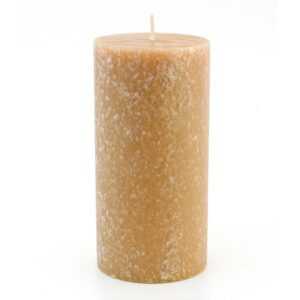 ROOT CANDLES 3 in. x 6 in. Timberline Beeswax Pillar Candle