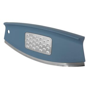 BergHOFF Leo Collection Blue Rocking Pizza Slicer and Grater