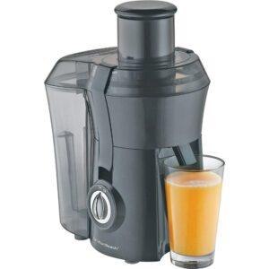 Hamilton Beach Big Mouth 800-Watt 10 oz. Black Centrifugal Juice Extractor