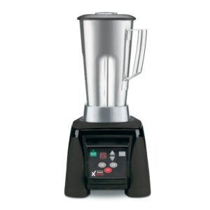 Waring Commercial Xtreme 64 oz. 2-Speed Black Blender with 3.5 HP, Electronic Keypad and 30-Second Timer