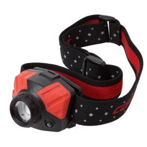Coast FL75 435 Lumen Dual Color LED Headlamp with Twist Focus
