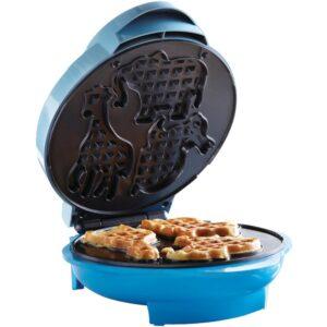 Brentwood Appliances Blue Animal-Shapes Waffle Maker