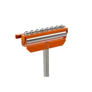 BORA Steel A-Frame Tri-Function Steel Pedestal Roller Stand