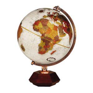 Replogle Frank Lloyd Wright Hexhedra 12 in. Desk Globe