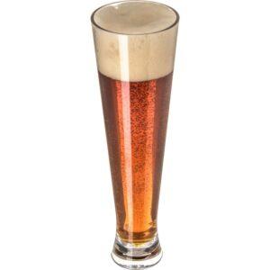 Carlisle Alibi 16 oz. Beer Pilsner Glass in Clear (Set of 24)