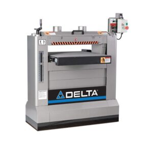 Delta 3HP 26 in. Industrial Dual Drum Sander