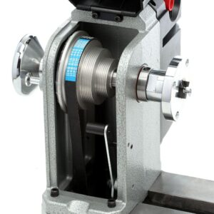 Delta 12-1/2 in. Mini- Wood Lathe with Variable Speed
