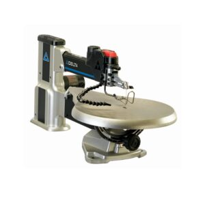 Delta 1.3 Amp 20 in. Scroll Saw, Variable Speed
