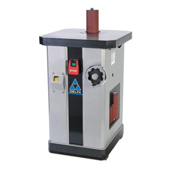Delta 1 HP Oscillating Spindle Floor Sander