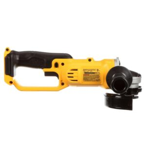 DEWALT 20-Volt MAX Cordless 4-1/2 in. to 5 in. Grinder with (25) Metal and Stainless Cutting Wheels