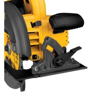 DEWALT FLEXVOLT 60-Volt MAX Cordless Brushless 7-1/4 in. Circular Saw, (2) FLEXVOLT 6.0Ah Batteries & 1/4 in. Impact Driver