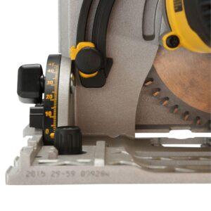 DEWALT 12 Amp Corded 6-1/2 in. (165 mm) Track Saw Kit
