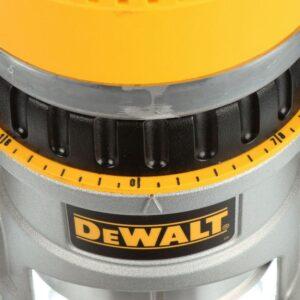DEWALT 11 Amp Corded 1-3/4 Horsepower Fixed Base / Plunge Router Combo Kit