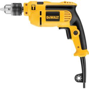 DEWALT 7 Amp Corded 1/2 in. Single Speed Hammer Drill