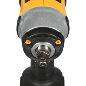 DEWALT 20-Volt MAX Cordless 3/8 in. Impact Wrench Kit with Hog Ring (Tool-Only)