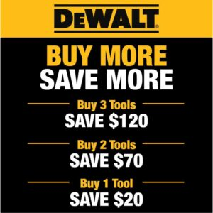 DEWALT 20-Volt MAX XR Cordless Brushless 7/16 in. High Torque Impact Wrench with Quick Release Chuck (Tool-Only)