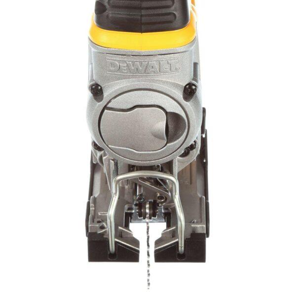 DEWALT 20-Volt MAX Cordless Jig Saw with (1) 20-Volt Battery 3.0Ah & Charger