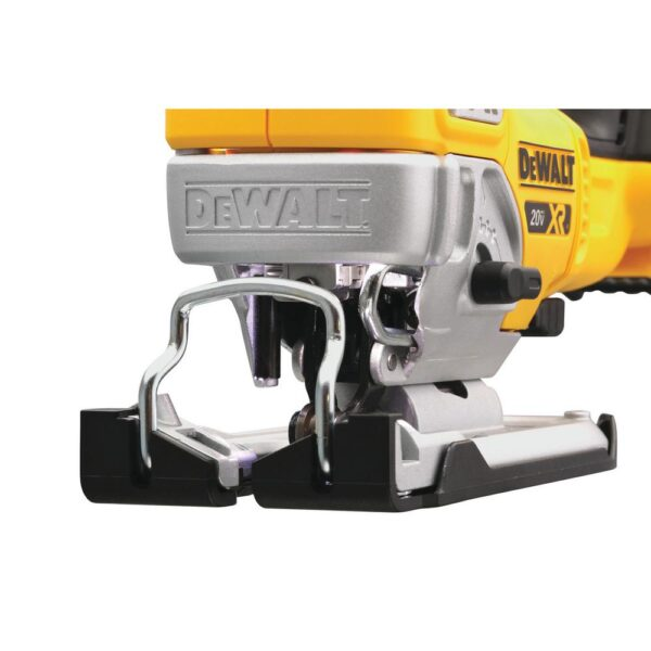 DEWALT 20-Volt MAX XR Cordless Brushless Jigsaw with Brushless Router