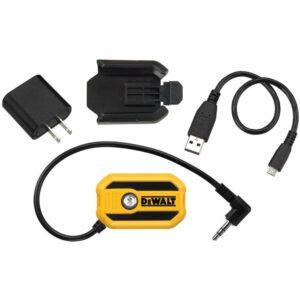 DEWALT Bluetooth Radio Adapter