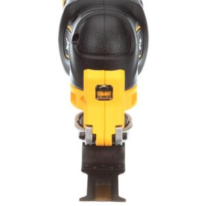 DEWALT 20-Volt MAX XR Cordless Brushless Oscillating Multi-Tool with (1) 20-Volt 2.0Ah Battery & Charger