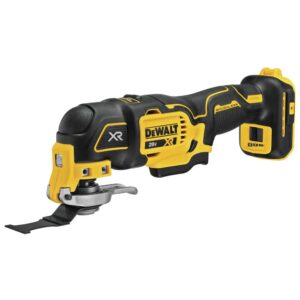 DEWALT 20-Volt MAX XR Cordless Brushless 3-Speed Oscillating Multi-Tool with (1) 20-Volt 4.0Ah Battery & Charger