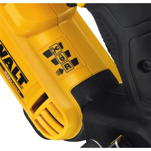DEWALT 20-Volt MAX XR Cordless Barrel Grip Jigsaw with (1) 20-Volt 2.0Ah Battery & 3/8 in. Impact Wrench