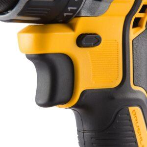 DEWALT 20-Volt MAX XR Cordless Brushless 1/2 in. Drill/Driver, (1) 20-Volt 5.0Ah Battery, (1) 20-Volt 2.0Ah Battery & Charger