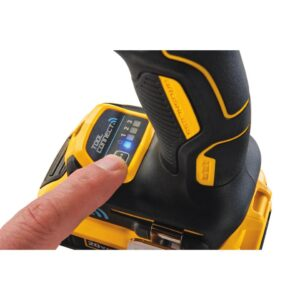 DEWALT 20-Volt MAX XR with Tool Connect Cordless Brushless 1/2 in. Compact Drill/Driver with (2) 20-Volt 2.0Ah Batteries
