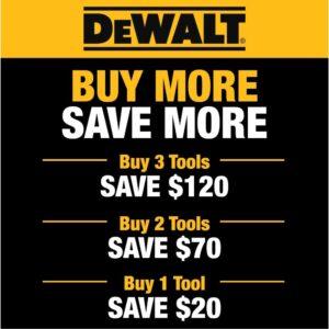 DEWALT 20-Volt MAX Compact Lithium-Ion 4.0Ah Battery Pack