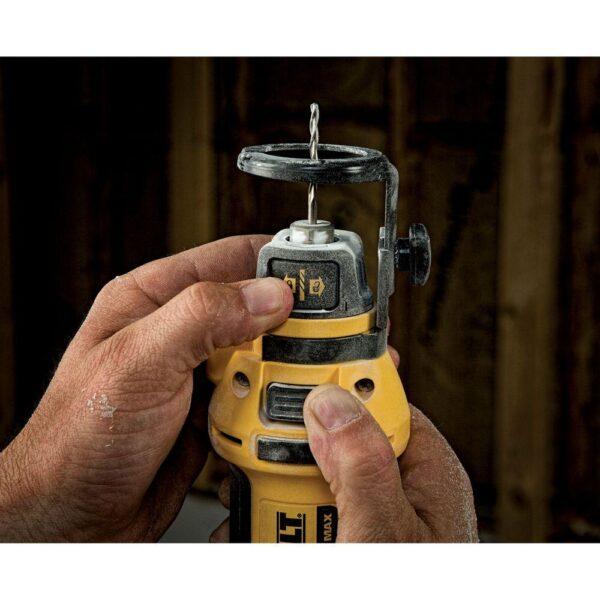DEWALT 20-Volt MAX XR Cordless Brushless Drywall Screw Gun with (2) 20-Volt 2.0Ah Batteries & Cut-Out Tool