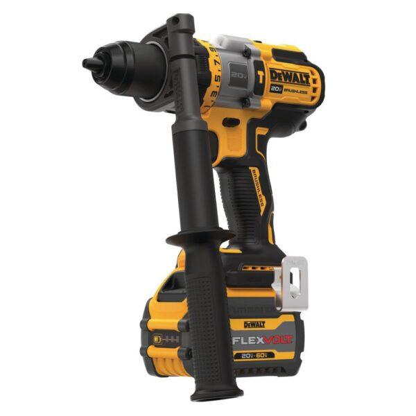 DEWALT 20-Volt MAX Cordless Brushless Hammer Drill/Driver Combo Kit with FLEXVOLT ADVANTAGE (2-Tool)