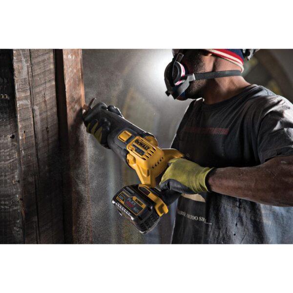DEWALT FLEXVOLT 60-Volt MAX Cordless Brushless Reciprocating Saw (Tool-Only)