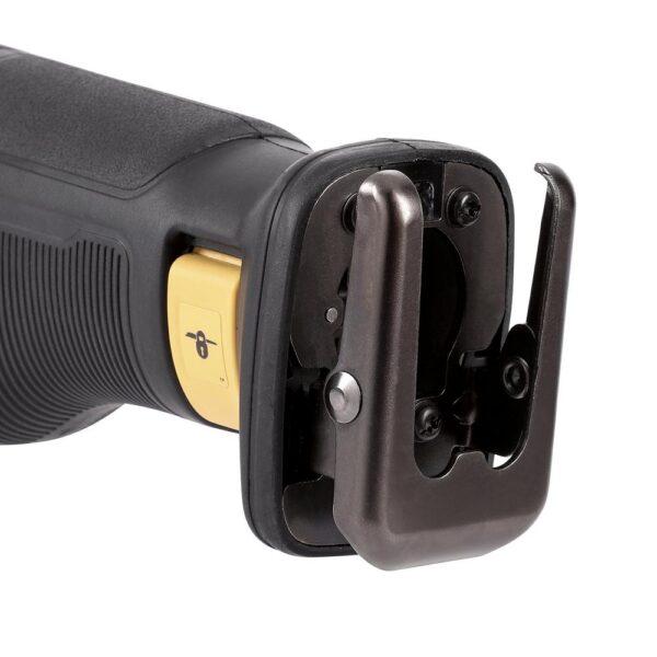 DEWALT FLEXVOLT 60-Volt MAX Cordless Brushless Reciprocating Saw with (2) FLEXVOLT 6.0Ah Batteries