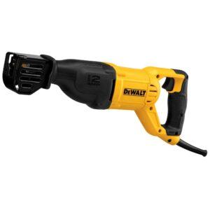 DEWALT 12 Amp Corded Reciprocating Saw
