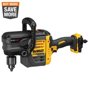 DEWALT FLEXVOLT 60-Volt MAX Cordless Brushless 1/2 in. Stud & Joist Drill with E-Clutch (Tool-Only)