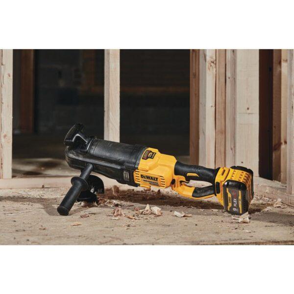 DEWALT FLEXVOLT 60-Volt MAX Cordless Brushless Quick-Change Stud & Joist Drill with E-Clutch (Tool-Only)