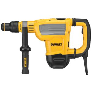 DEWALT 1-3/4 in. SDS MAX Combination Rotary Hammer Kit with Case and Side Handle