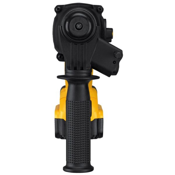 DEWALT 20-Volt MAX Cordless Brushless 1 in. SDS Plus D-Handle Rotary Hammer with (1) 20-Volt 5.0Ah Battery & Charger