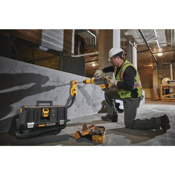 DEWALT FLEXVOLT 60-Volt MAX Cordless Brushless 2 in. SDS MAX Combination Rotary Hammer & (2) FLEXVOLT 12.0Ah Batteries