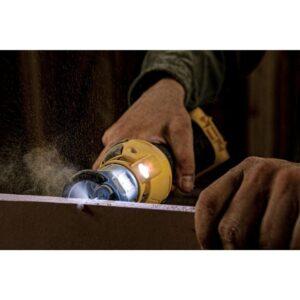 DEWALT 20-Volt MAX Cordless Drywall Cut-Out Tool with (1) 20-Volt Battery 2.0Ah