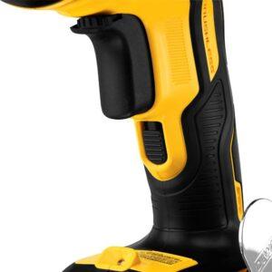 DEWALT 20-Volt MAX XR Cordless Brushless Drywall Screw Gun with (2) 20-Volt 2.0Ah Batteries & Charger
