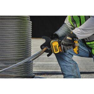 DEWALT 20-Volt MAX  Cordless ACSR Cable Cutting Tool, (1) 20-Volt 2.0Ah Battery & Charger