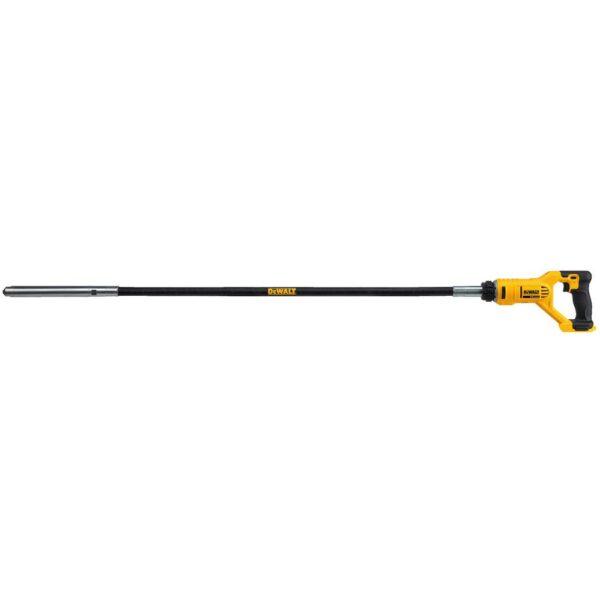 DEWALT 20-Volt MAX Cordless 1-1/8 in. Pencil Vibrator 14,000 VPM with (1) 20-Volt 4.0Ah Battery & Charger