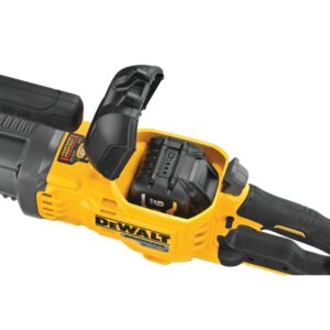 DEWALT FLEXVOLT 60-Volt MAX Cordless 1/2 in. - 2 in. Pipe Threader Kit with (2) FLEXVOLT 9.0Ah Batteries & Die Heads