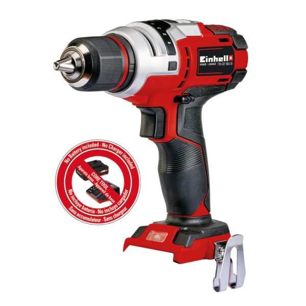 Einhell PXC 18-Volt Cordless 1400 RPM Brushed Motor, Variable Speed Drill/Driver, w/ 1/2 in. Keyless Chuck (Tool Only)