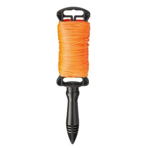 Empire 250 ft. Orange Twisted Line with Reel