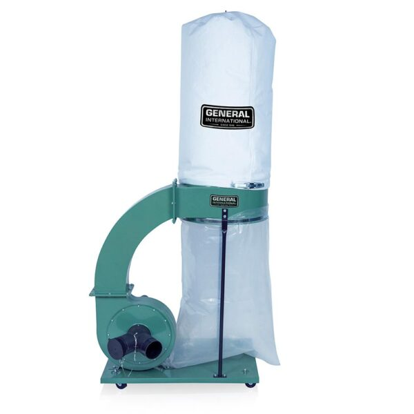 General International 1 HP Dust Collector